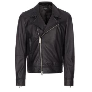 mens paul smith leather jacket