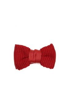 mens valentines day red bow tie
