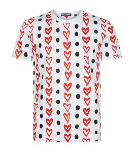 mens valentines day tshirt dolce gabana